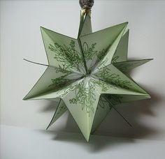 Night Owl Designs: Christmas Ornament / Tag Tutorial
