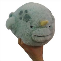 Mini Squishable Narwhal (already has)
