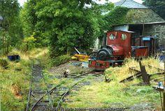 Sorry, not a model. But what a beautiful scene at the Launceston Steam Railway. A perfect protoype...   Wat een prachtige tafereel bij de Launceston Steam Railway. Een perfect protoype...   Photo CC BY-SA 2.0: Martin Bodman