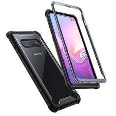 IBlason Phone Cases Covers Tough Shockproof Air Cushion 360 Full Protection Transparent Clear Unique CoolGalaxy S10, Galaxy S10 Plus | | Casefanatic
