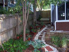 Creating a Garden Path