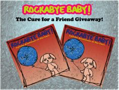 Robert Smith of The Cure celebrates his 55th birthday today: Happy Birthday, Robert!  And, of course, we're celebrating the RB way with a giveaway! Head to the blog to enter to win TWO copies of Lullaby Renditions of The Cure now: http://rocka.by/Blog4RB