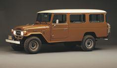 Toyota Land Cruiser BJ45