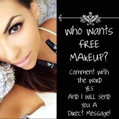 Want to earn free makeup?  YES PLEASE.  send me an email and I will send you the info to see if you are interested!  hwalden70@bellsouth.net or go to www.youniqueproducts.com/hewalden and send me a msg that way.  or simply click on the picture.