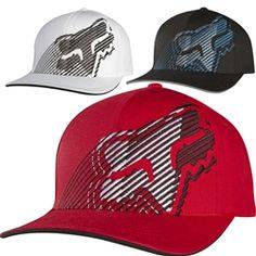 2014 Fox Racing Hand Drag Flexfit Casual Motocross MX Apparel Cap Hats