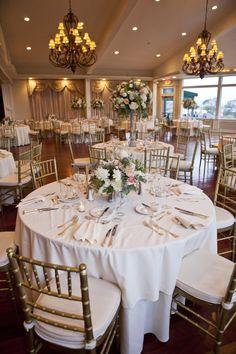wedding reception idea; photo: Kristin Spencer Photography