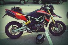 My new ride... Aprilia Dorsoduro 1200