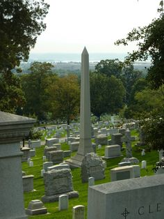 Arlington Cemetery, Washington, DC