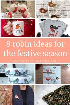 robin inspired ideas