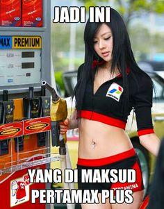 Yuk rame-rame isi Pertamax Plus - #Meme - http://wp.me/p3MK7L-bsf