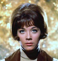 Linda Thorson - known for playing Tara King in Avengers