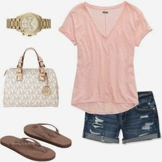 pink summer outfit trends 2014 street style
