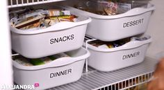 Great budget pantry tips!