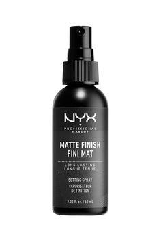 NYX Matte Finish Makeup Setting Spray
