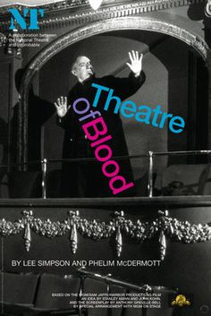 Theatre of Blood by Anonymous
