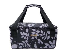 Stow your craft materials safely away in our uber adorable craft & sewing basket. Available in two prints. Roomy with detachable dividers that you can customize for space! #craft #sewing #basket #bird #ginjacqie $27.78