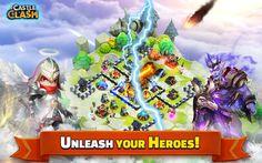 Castle Clash: Brave Squads – miniaturka zrzutu ekranu
