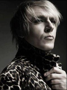 Great Photo!   Nick Rhodes - Duran Duran   @allstarspics