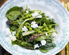 Jamie Oliver - asparagus 4 ways
