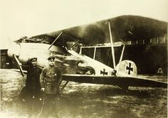 World War One German Aviator | by San Diego Air & Space Museum Archives