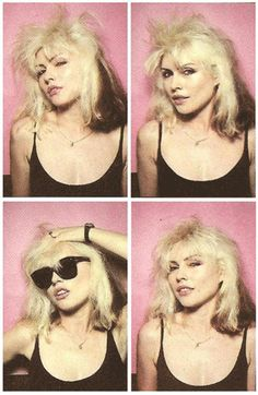 Icon: Indie Goddess Debbie Harry
