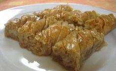 I Love Turkish Food: Burma Baklava (Twisted Baklava)