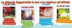 Cognitio Melphicta                : Niente più pasticci con Magic Sticker