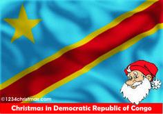 Christmas in Democratic Republic of Congo