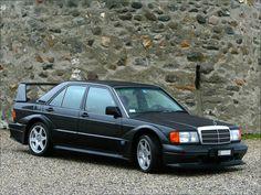 Mercedes-Benz 190E 16V EVO II Mercedes Benz 190e, Car Engine, Rally Car, Car Manufacturers, Evo, Fast Cars, Old School, Automobile, German