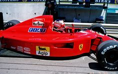 Nigel Mansell | 1990 Ferrari 641