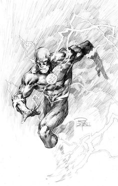The Flash - by Philip Tan