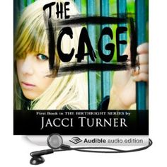 Please tell your visually impaired and audio loving friends that The Cage: Birthright, Book 1 is now on Audio!