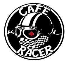 Logo - café racer Club