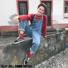 """""""internet find """" mens outfits in 2019 90s Fashion Overalls, 80s Fashion Men, Clueless Fashion, Clueless Outfits, Fall Fashion Outfits, Urban Fashion, Casual Outfits, Dress Casual, Retro Fashion"""