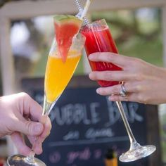 How to make the Ultimate Mimosa Bar (or Bellini) - Vindulge - Smoked Beef Short Ribs, Red Wine Braised (recipe and video) – Vindulge - Smoked Beef Short Ribs, Smoked Pulled Pork, Smoked Beef Brisket, Brisket Chili, Smoked Ham, Grilled Tuna Steaks, Grilled Salmon, Mimosa Bar, Bellini Bar