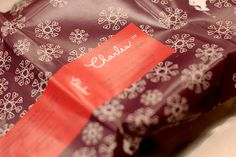 Charles Chocolates Packaging.