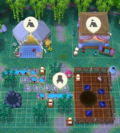 Animal Crossing Pocket Camp - Garden - - Acnl Tips -