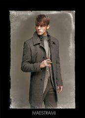 Maestrami Overcoat Casual Winter, Fall Winter, Men Casual, Winter Outfits Men, Winter Collection, Good Times, Coat, Prints, Paradise