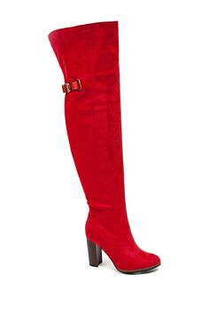 Jasmine Over-the-Knee Boot by Fashion Focus on @HauteLook