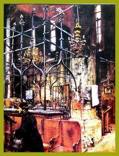 Image013   par yanpetro Adolf Von Menzel, Public, Explore, Painting, Art, Art Background, Painting Art, Kunst, Paintings
