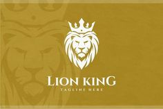 Logo Template : - Vector logo - Resizable - Color & Text are Editable - CMYK - 2 versions : for Light and Dark Backgrounds purpose --- Files provided : - Iphone Wallpaper For Guys, Lion Images, Hanuman Wallpaper, Crown Logo, Book Posters, Lion Art, Lion Tattoo, King Logo, Creative Logo