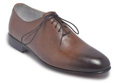 Men Two Tone Brown Formal Leather Shoes with Laces Leather Top Hat, Purple Leather Jacket, Suede Leather Shoes, Leather Skin, Semi Formal Shoes, Everyday Shoes, Men's Shoes, Car Upholstery, Smart Furniture