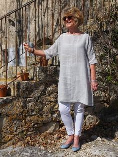 As always, we're super excited to be finally introducing our latest Tessuti pattern - The Ola Tunic Top! This loose tunic-style top pattern comes complete with three style options and features magyar