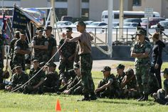 Seal Beach Battalion at the 2011 Flagship event