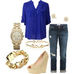 Dinner outfit - Polyvore #Classic design.#Casually Cool!!!#