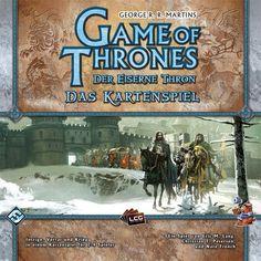 Game of Thrones - Der Eiserne Thron: Das Kartenspiel | Brettspielbote
