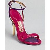 Salvatore Ferragamo Sandals - Blejan High Heel