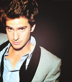 Andrew Garfield, you are on my Christmas list.