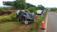 Um jovem de 19 anos, identificado como sendo Gustavo Fernandes Cabral, morreu depois de se envolver em um acidente de trânsito na manhã ...