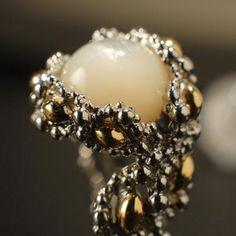ring by Gilbert Albert Pomellato, High Jewelry, Flower Brooch, Lorraine, Girls Best Friend, Vip, Madness, Jewerly, Mid Century